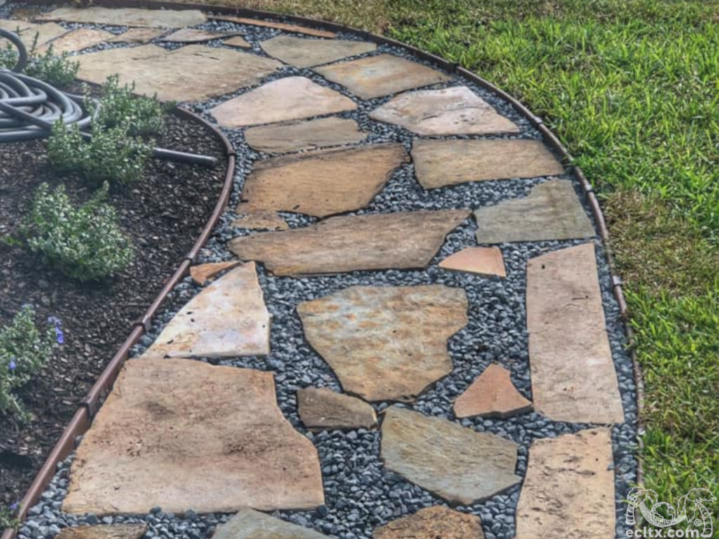 Earth Creations Landscaping Multicolored Flagstone