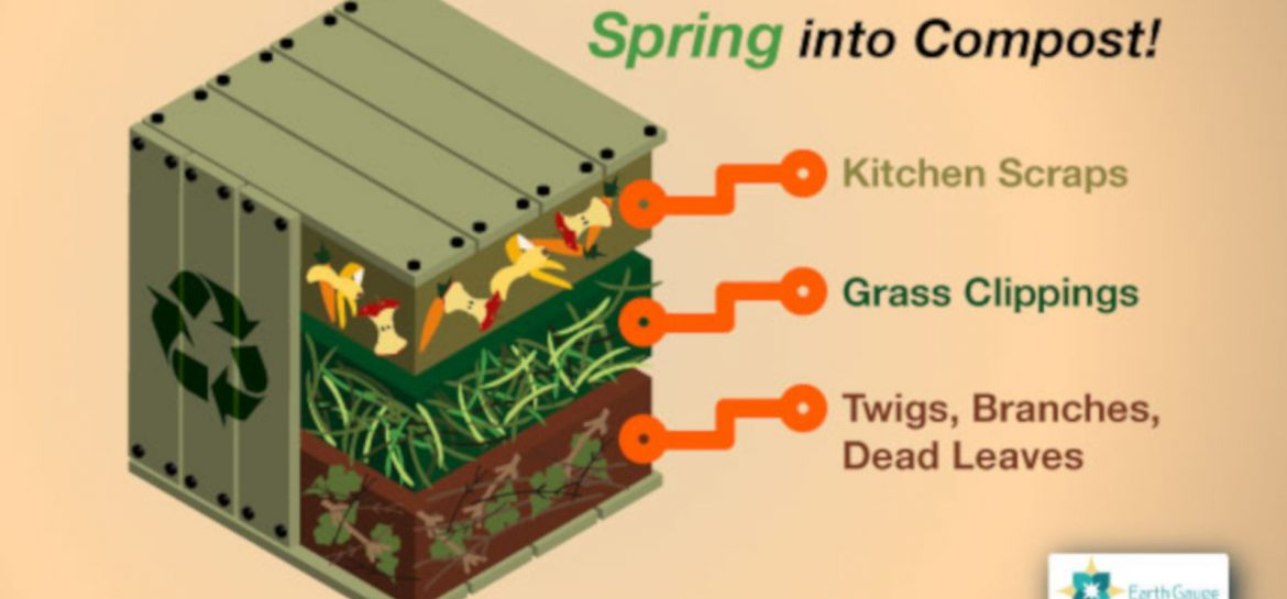Earth Creations Landscaping Composting Benefits